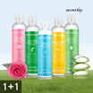 【Secret Key HQ Direct Operation】 [1 +1]Flash Nature toner_248ml/Tea treaa/Aloe/Milk/Rose/Witch hazel