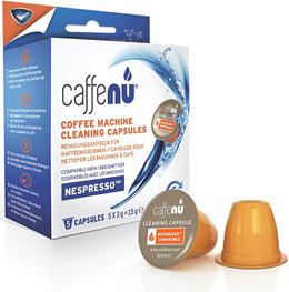 카페누 클렌징 청소캡슐 5개입