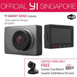[Official YI Store] XiaoYi YI SMART Dash Camera Car DVR
