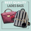 NEW HOT PROMOTION - BEST QUALITY LADIES BAGS -  SUPER QUALITY AND STYLE - AVAILABLE IN 6 NEW MODELS