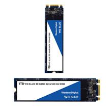 Western Digital WD Blue 3D NAND Internal SSD 1TB M.2 2280 SATA 6GBs