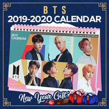 ⭐LOWEST PRICE!⭐BTS🤹2019-2020 CALENDAR🤹