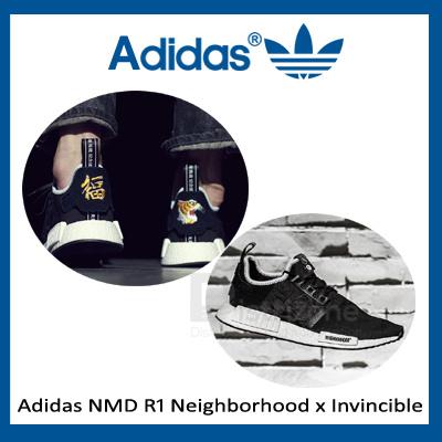 qoo10 adidas nmd r1: uomini sacchi & scarpe