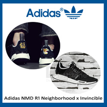 Adidas NMD R1 Neighborhood x Invincible (Code: CQ1775)