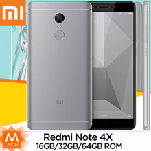 [Ready Stock]Xiaomi Redmi Note 4X Smartphone / 3+32GB/4+64GB / Global Rom/ With Warranty