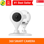💖LOCAL SELLER💖[360 Smart Camera] 720p/1080p FHD Camera - Night Vision | Wireless| HD IDMA APPROVE