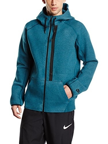 size 40 a28b1 52512 NIKE[direct from Germany]Nike Herren Jacke Tech AW77 Fleece Logo Hoody
