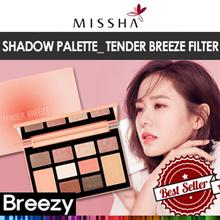 [BREEZY] ★ [MISSHA] Color Filter Shadow Palette / #4 Tender Breeze Filter