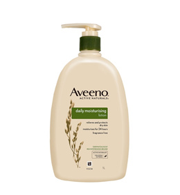 AVEENO DAILY MOISTURISING BODY LOTION 1L