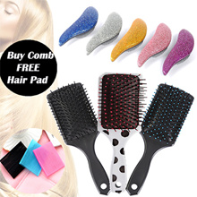 Hair Care Massage Comb Detangle Brush detangler 💆
