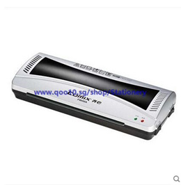 F9050A office household plastic packaging machine card film laminator laminating machine A4 machine—