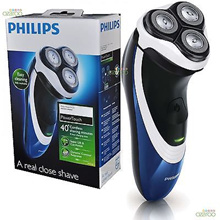 PHILIPS Powertouch PT720 Washable(Cord and Cordless) Electric Shaver-2 YEARS WORLDWIDE GUARANTEE