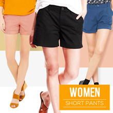 TURUN HARGA! Women Short Pants - Available Big Size - Celana Pendek Wanita - Denim Pants