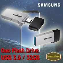 [Gadgets Town] Samsung USB 3.0 DUO Flash Drive 32GB