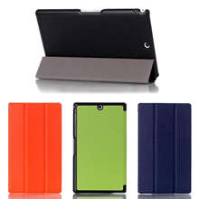 Sony Xperia Z3 tablet compact SGP621 SGP641 foldable case cover casing
