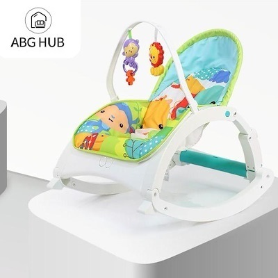 Superb Rc Babykids Infant To Toddler Rocker Baby Bouncer Swings Rocking Chair Kids Child Bed Onthecornerstone Fun Painted Chair Ideas Images Onthecornerstoneorg