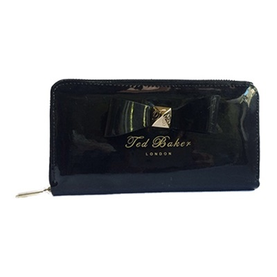 Purse - Rosamm Bow Black
