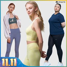 [ATHLETE] Sportswear/Technical Wear/Yoga Wear