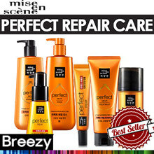 BREEZY ★ [mise en scene] Perfect Repair Hair Care Line / 7 Kinds of Damage perfect care / Sampoo 680