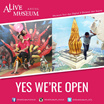 Alive Museum Ancol - Paket D: 1 Ticket Combo (Alive Star Ancol and Alive Museum Ancol) on Weekend