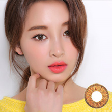 [1year] BT Brown Korea Color Contact lens DIA14.3mm