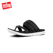 FITFLOP NEOFLEX TOE-THONG BLACK MIX ★100% Authentic★
