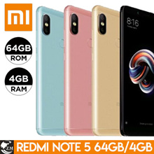 [Promotion!!] Xiaomi Redmi Note 5 Pro/ 5.99inch / 32GB/64GB/ Export Set / One month warranty
