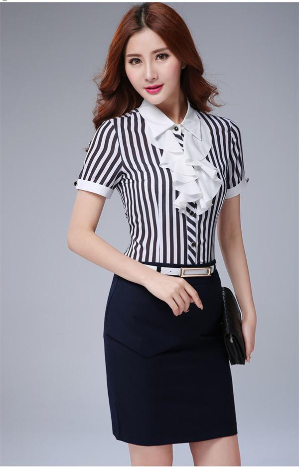 OL lady commuter shirt Deals for only S$55 instead of S$55