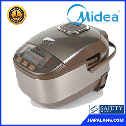 Midea 1.8L Induction Heating Rice Cooker MMR5025