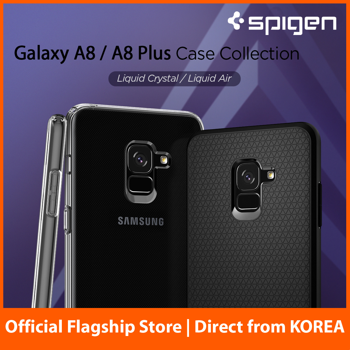 Qoo10 Spigen A8 2018 Mobile Accessories Galaxy Note 9 Case Slim Armor Crystal Original Clear Show All Item Images