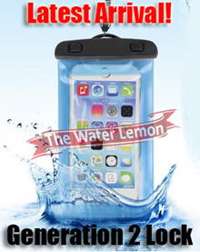 [ Generation 2! Sold Over 10000! NO 1 SELLER! ] ★PREMIUM IPX8 WATERPROOF BAGS ★ Outdoor PVC Protection Cases Pouch Holder For Mobile Phones | Waterproof Swimming Handphone Pouch - Suitable For Diving