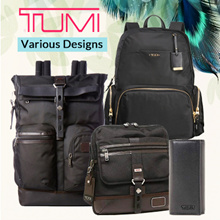Authentic TUMI Backpack / Key Holder / Travel Bag / ALL NEW ARRIVALS