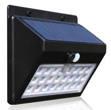 Solar 24LED Sensor Light Wall Light Solar Garden Light Flood Light
