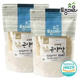 Konjac-Rice 500g 1ea/2ea/ Fresh Rice Organic Konjak natural Healthy/Made in Korea/Diet Low calorie