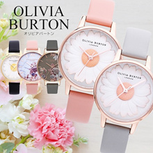 【Challenge the lowest price of Qoo10】 Olivia Burton (OLIVIA BURTON) I will deliver it in all 5TYPE e