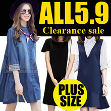 【 Clearance sale 】2018 S-7XL NEW PLUS SIZE FASHION LADY DRESS OL BLOUSE PANTS TOP