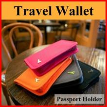 Passport Wallet ★ Travel Organizer ★ Travel Bag ★ Cosmetics Bag ★ Shoe Bag ★ Underwear Pouch