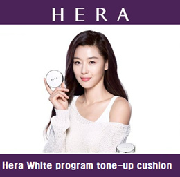 ★[Hera]★ New arrival Brightening White program Tone up Cushion Cream 12g*2