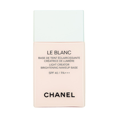 cf425579522 Qoo10 - Chanel Le Blanc Light Creator Brightening Makeup Base SPF40 30ml  Color...   Cosmetics