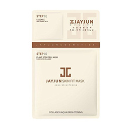 Jayjun Jc Skin Fit Mask Collagen Aqua Brightening