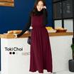 TOKICHOI - Chiffon Cami Maxi Dress-6022444-Winter