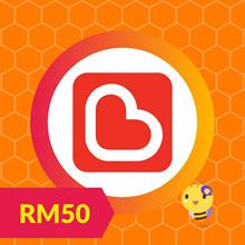 RM50 Boost eWallet Reload