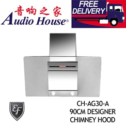 EF CH-AG30-A 90CM DESIGNER CHIMNEY HOOD