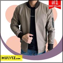 Synthetic Leather Bomber Jackets / Premium Bomber Leather Jackets