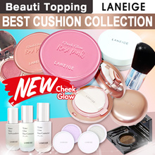 NEW★Qoo10 Lowest Price★[LANEIGE] BB Cushion Series♥Layering/Whitening / Pore Control / Anti Ag