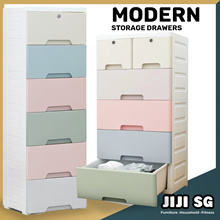 ★Modern Storage Drawers★DRAWERS CABINET!★Storage ★Organizer★Furniture★Box★Plastic★