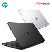 """[Buy at RM 1939 with RM 300 coupon discount] HP 15-BS641TX/ 15-BS642TX Laptop (i5-7200U 1TB RADEON 520 2GB 14"""" Win10) - Black/ Silver"""