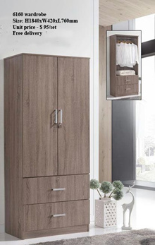 KM6160-2 Door wardrobe offer sales