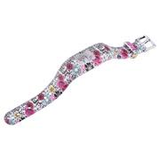 Silicone Fashion Pattern Watch Band Strap for Garmin Vivofit 3/JR/JR2(A)