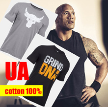 ★Project Rock Heatgear★-*Clearance Sale* UA Sports Clothes for Men  Women◆ Tops/Shirt
